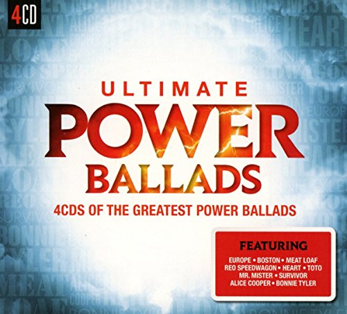 Ultimate Power Ballads / Various