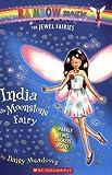 India the Moonstone Fairy (Rainbow Magic: the Jewel Fairies)