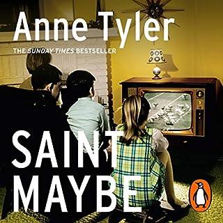 Saint Maybe cover art