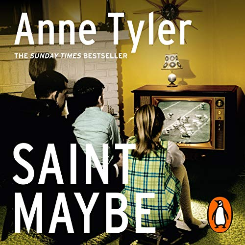 Saint Maybe cover art