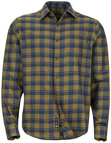 Marmot Men's Bodega Lightweight Flannel Long Sleeve