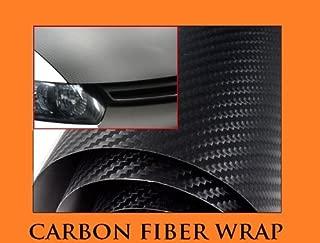 1986-1991 MERCEDES BENZ 420SEL 420 SEL BLACK Carbon Fiber Hood Dash Mirror Roof Wrap Sheet Vinyl Decal 24
