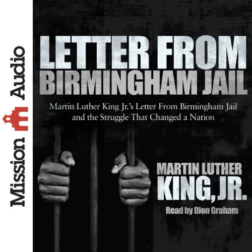 Page de couverture de Letter from Birmingham Jail