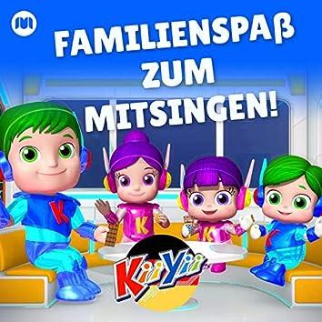Familienspaß zum Mitsingen!