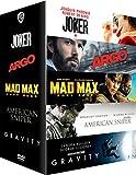 Coffret 5 films : Joker + Argo + Mad Max : Fury Road + American Sniper + Gravity [Francia]...