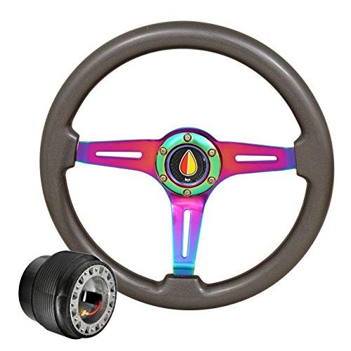 00 civic steering wheel hub - 5