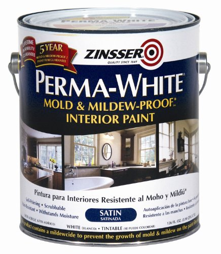 Rust-Oleum Corporation 02711 Mold and Mildew Proof Interior Paint