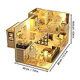 Immagine 1 gudoqi miniatura casa delle bambole