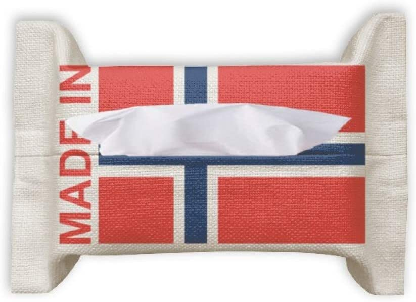 Made in Norway Country New popularity Love Paper Max 54% OFF Facial Towel Bag Tissue Napkin