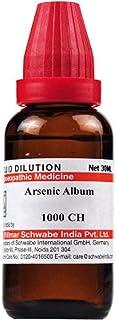 Willmar Schwabe Homeopathy Arsenic Album (30 ML) (Select Potency) (30 CH)