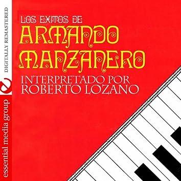 Los Exitos De Armando Manzanero (Digitally Remastered)