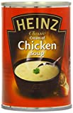 Heinz Classic Cream of Chicken Soup 290 g (Pack of 12)...