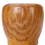 Zoom IMG-1 yuanbogg mortaio con pestello legno