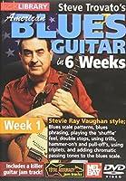 Steve Trovato's American Blues in 6 Weeks: Week 1 [DVD] [Import]