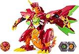 Bakugan, Dragonoid Maximus Figura transformadora de 20,3 cm con luces y sonidos, para edades de 6 años en adelante