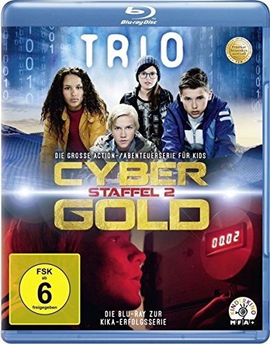 Cybergold: Staffel 2 [Blu-ray]