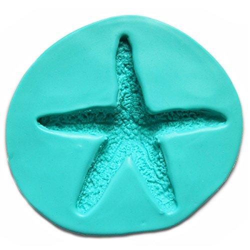 Scott Clark Woolley Large Starfish Mold
