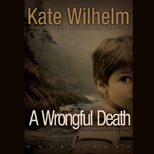 A Wrongful Death audiobook cover art