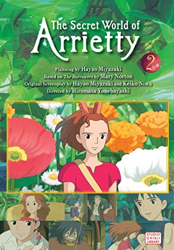 SECRET WORLD OF ARRIETTY FILM COMIC GN VOL 02