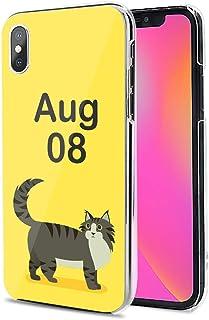 Galaxy Note 10Plus ケース ギャラクシーノート10Plusケース SCV45ケース カバー ハード TPU 素材 おしゃれ かわいい 耐衝撃 花柄 人気 全機種対応 八月の誕生日(猫) かわいい アニメ アニマル 12737607
