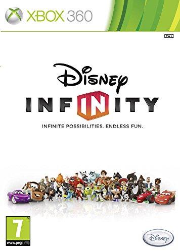 Disney Infinity - Starter Set, Xbox 360 [Importación francesa]