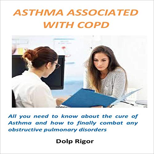 Asthma Associated with COPD cover art
