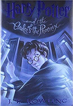 [043935806X] [9780439358064] Harry Potter and the Order of the Phoenix (Book 5) - Hardcover