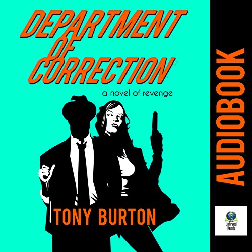 The Department of Correction audiobook cover art