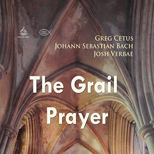 The Grail Prayer audiobook cover art
