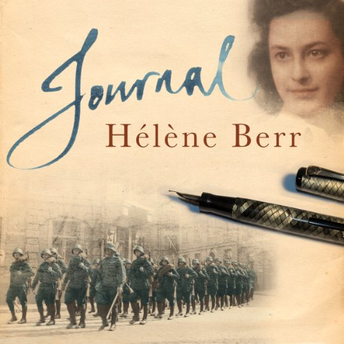 Journal audiobook cover art