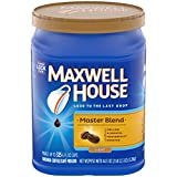 Maxwell House Master Blend Ground Coffee (44.5 oz Canister)
