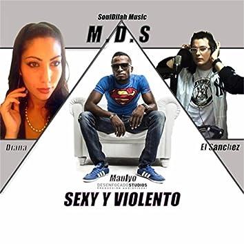 M.D.S: Sexy y Violento