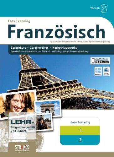 Französisch 1+2 Version 6.0 [import allemand]