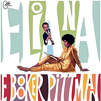 Eliana e Booker Pittman