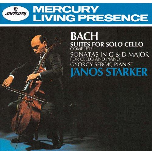 J.S.Bach:Six Suites for Solo E