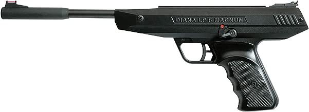 Diana RWS LP8 Magnum Break Barrel .177 Caliber Pellet Gun Air Pistol