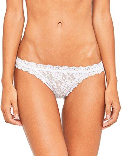 "Hanky Panky Brazilian Bikini- Brasil-Slip, aus Stretch-Spitze ""Signature Lace""."