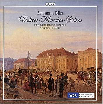 Bilse: Waltzes, Marches & Polkas