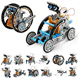 OASO Robot Building Kits for Kids, 12 in 1 Science Experiment Robot Kits
