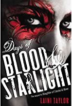 [ Days of Blood & Starlight Taylor, Laini ( Author ) ] { Hardcover } 2012