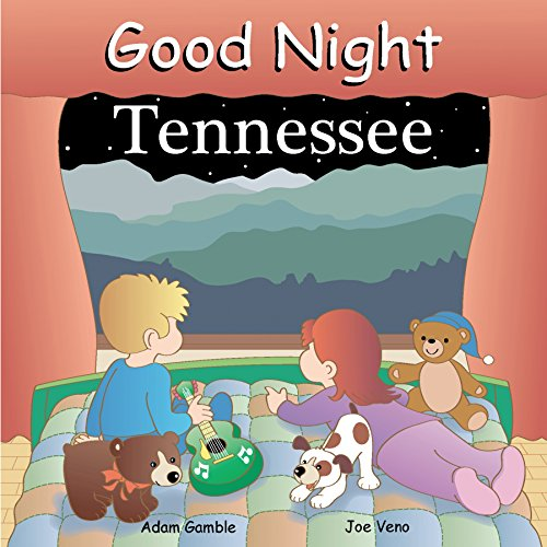 Good Night Tennessee (Good Night Our World) (English Edition)