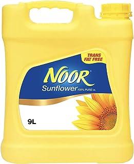 Noor, Sunflower Oil, 9L