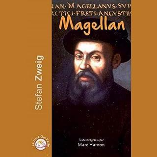 Couverture de Magellan