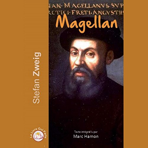 Magellan [French Version] cover art