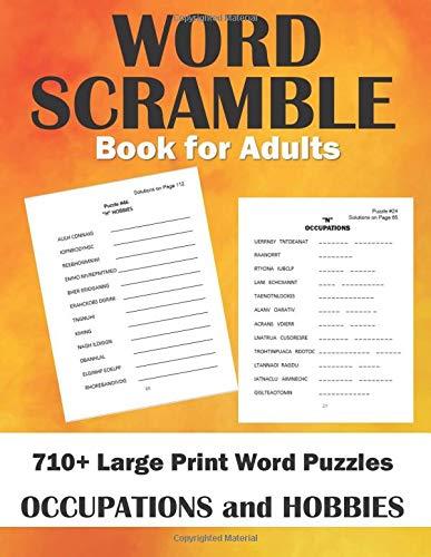 Word Scramble...