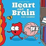 Heart and Brain 2020 Wall Calendar