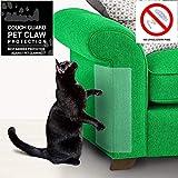 4 Piezas de protección contra rayones para Gatos, Protector de arañazos...