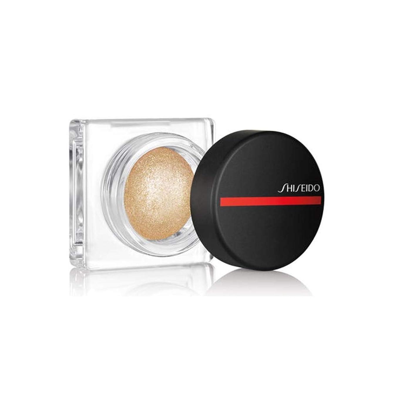 倉庫メッセンジャー曲がった資生堂 Aura Dew Face, Eyes, Lips - # 02 Solar (Gold) 4.8g/0.16oz並行輸入品