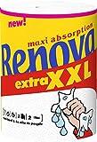 Renova 200058150 - Maxiabsorption, Rollos de cocina XXL, Triple, Blanco  - 1...