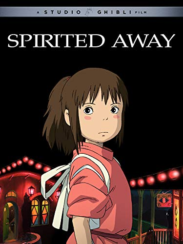 Spirited Away (English Language)